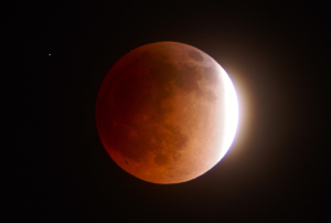 Blood Moon, total lunar eclipse